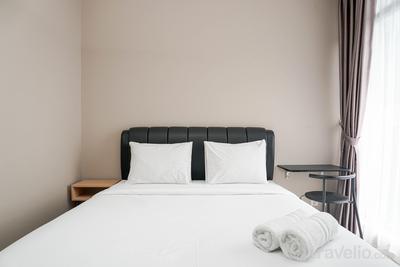 Best View Studio Apartment @ Ciputra International By Travelio