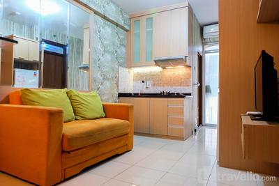 Full Furnished 2BR Pluit Sea View Apartment By Travelio
