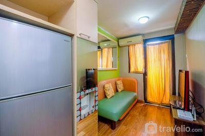 Homey and Comfy 2BR Apartment @ Kebagusan City By Travelio