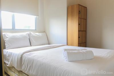 Comfy and Best View 2BR at Serpong Greenview Apartment By Travelio