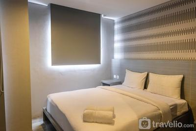 Brand New Studio Room at Bintaro Icon Apartment By Travelio