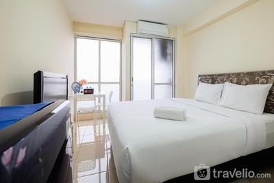 Studio Tifolia Apartment near Kelapa Gading By Travelio