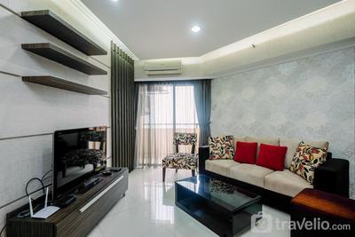 Spacious for 2BR Apartment at Sudirman Tower Condominium By Travelio