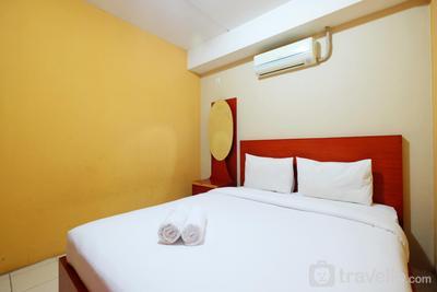 Elegant and Spacious 2BR Metropark Condominium Jababeka Apartment By Travelio