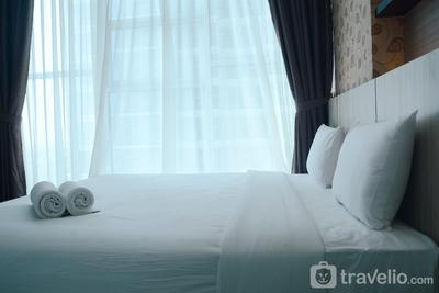 Spacious Studio Room Brooklyn Apartment near Gading Serpong By Travelio