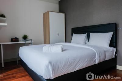 Tree Park Studio Apartment near ICE BSD By Travelio