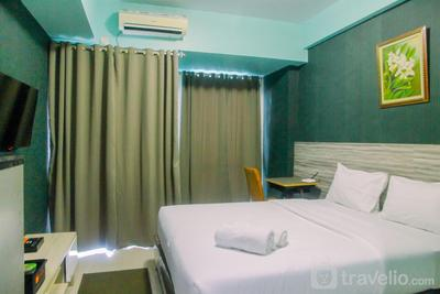 Pool View Grand Dhika City Studio Apartment By Travelio