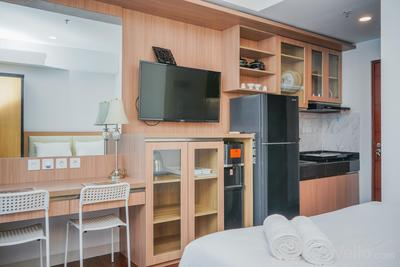Relaxing and Tidy Studio Apartment at Roseville SOHO & Suite By Travelio
