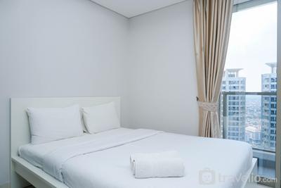 Cozy Studio Apartment @ Taman Anggrek Residence By Travelio