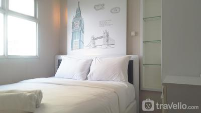Trendy & Relaxing 2BR at The Suite Metro Apartment By Travelio
