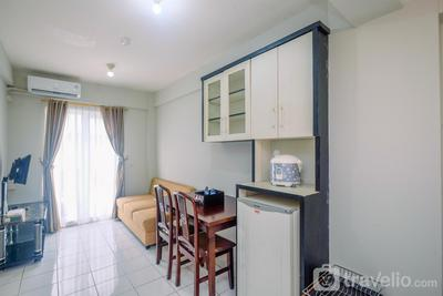 Cozy 2BR at Grand Center Point Apartment By Travelio