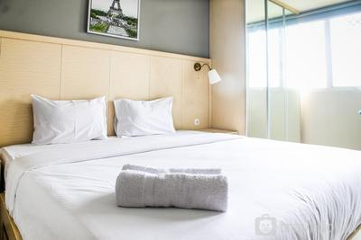 Modern and Cozy Studio Room @ Oasis Apartment By Travelio
