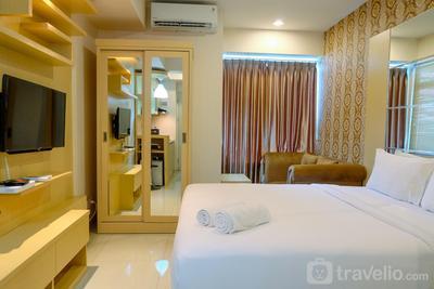 Elegant Studio Apartment at Grand Kamala Lagoon By Travelio