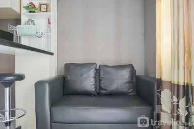 Comfort Living 2BR at Green Pramuka City Apartment By Travelio
