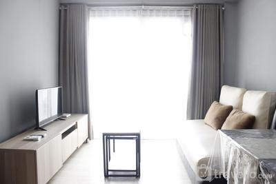 Modern & Comfy 2BR Apartment at Gateway Pasteur By Travelio