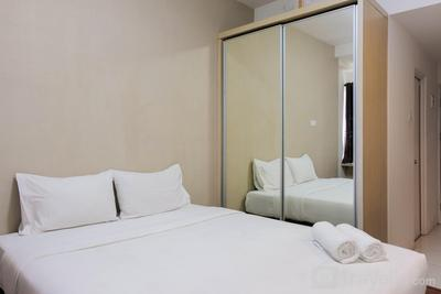 Best Price Studio Apartment at Tamansari Skylounge By Travelio