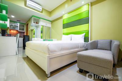 Strategic Studio The Oasis Cikarang near Omni Hospital By Travelio