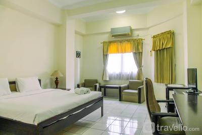 Comfy Studio at Menara Kondominium Kelapa Gading Apartment By Travelio