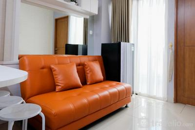 Elegant 2BR at The Nest Puri Apartment By Travelio