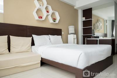 Spacious Studio Apartment Dago Suites near ITB By Travelio