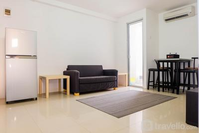 Best Price 3BR at Bassura City Cipinang Apartment By Travelio