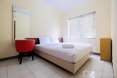 Simple 2BR Sudirman Park Apartment By Travelio