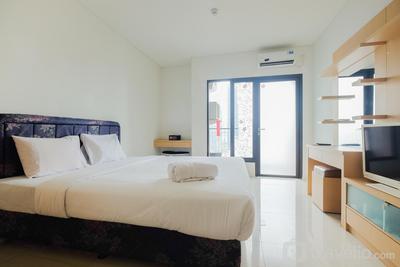 Cozy Studio at Tamansari Semanggi Apartment By Travelio