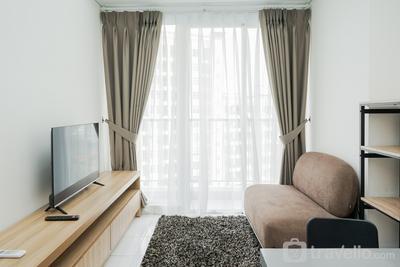 Gorgeous 1BR at Casa De Parco Apartment By Travelio