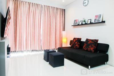 Exclusive 2BR Lexington Apartment near Pondok Indah By Travelio
