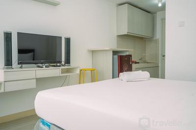 Artistic Studio Apartment at Urban Heights Residences By Travelio
