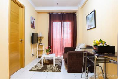 Prime Location 2BR Signature Park Apartment By Travelio