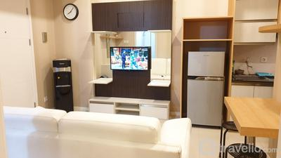 2BR PP12 Parahyangan Residences Apartment by Michael