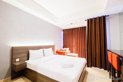 Luxurious Studio Room At Menteng Park Apartment by Travelio