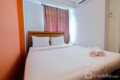 100% Newly Renovated 2BR Apartment Gading Nias Residence By Travelio