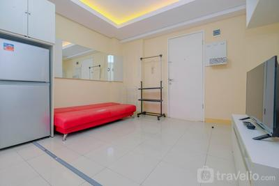 Big and Cozy 3BR Apartment Green Palace Kalibata By Travelio