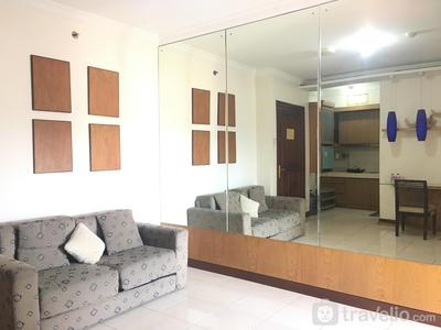 Cozy 2BR Apartment At Majesty Near Maranatha University By Travelio