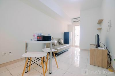 Simply and Cozy 2BR at Springlake Bekasi Apartment By Travelio