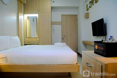 New Studio Gading Nias Grand Emerald Apartment By Travelio