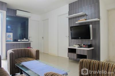 Modern 3BR at Green Palace Kalibata City Apartment By Travelio