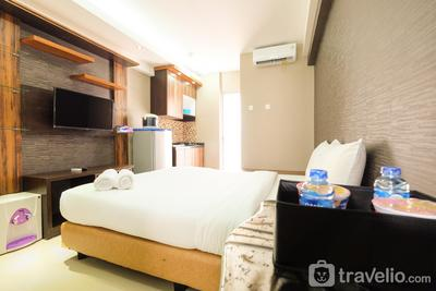 Simple Studio Bassura City Apartment By Travelio