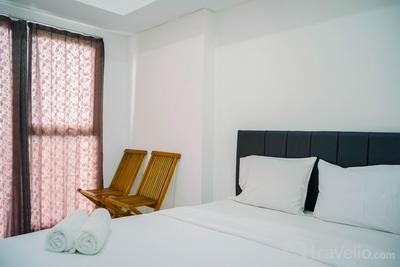 Fully Furnished and Homey Studio Casa De Parco Apartment By Travelio