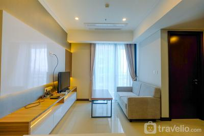 Japanese Style 2BR Apartment Casa Grande Residence By Travelio