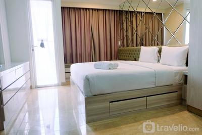 Exclusive Studio Menteng Park Apartment By Travelio