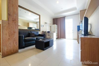 Spacious 2BR Bellezza Apartment By Travelio