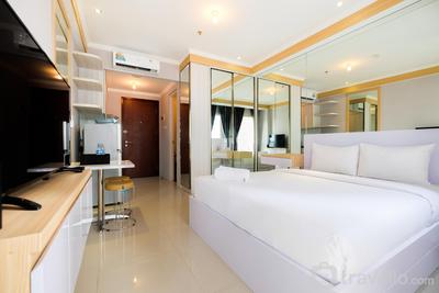 Spacious Studio Signature Park Grande By Travelio