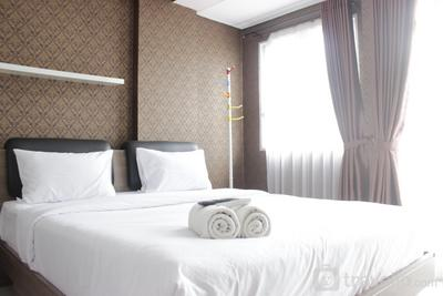 Stylish Glam 1BR at Gateway Pasteur  Apartment By Travelio