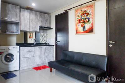 Best View & Strategic 2BR Apartment at Tamansari Papilio By Travelio
