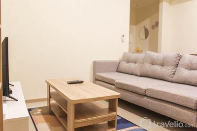 Comfy 2BR at Meikarta Apartment By Travelio