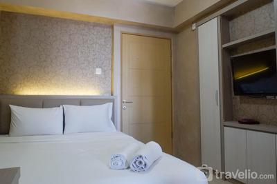 Modern & Relaxing Studio Apartment at Educity By Travelio