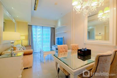 Modern and Comfortable 1BR at Casa Grande Apartment By Travelio